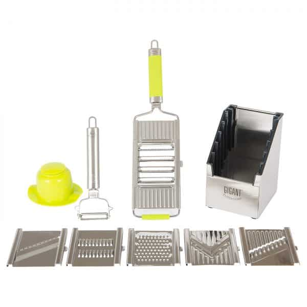 Green Complete Slicer Set