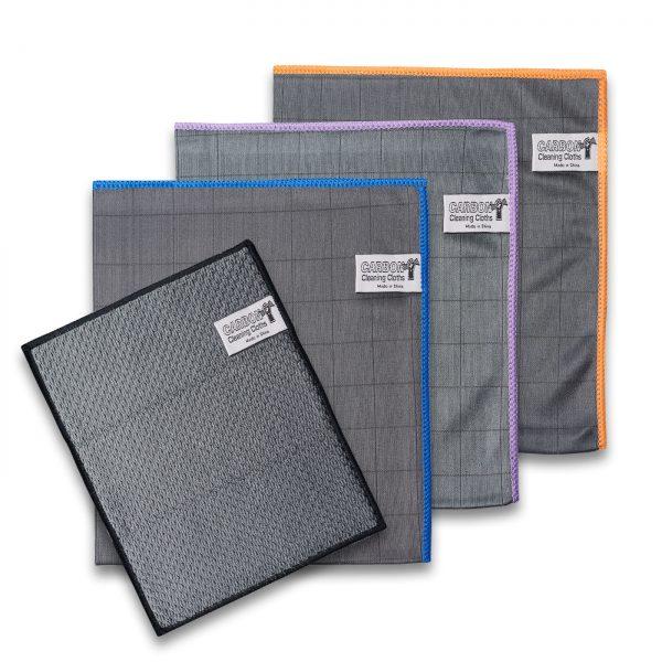 Nova Carbon Cloth Set